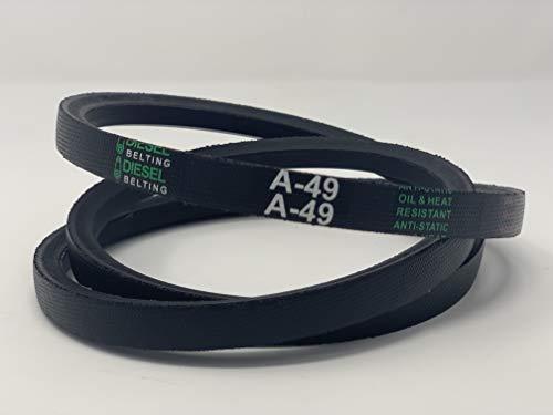 D/&D PowerDrive 2//A47 Banded V Belt