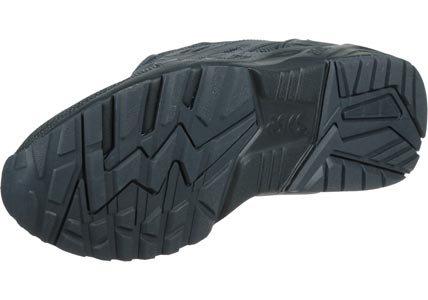 Asics Kayano Gel negro EVO Trainer Zapatillas Unisex q4ZxWSqnr