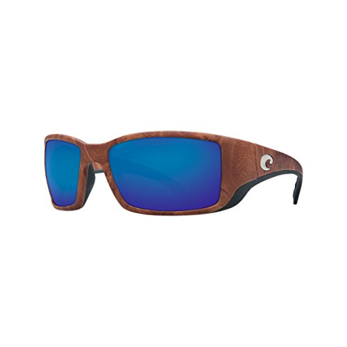 Costa Del Mar Men's Blackfin 580p Round Sunglasses