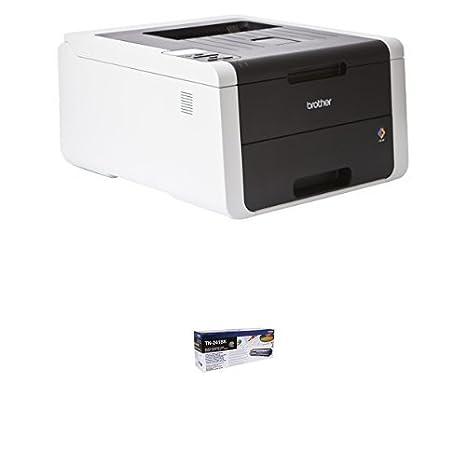 Brother HL-3150CDW - Impresora láser color (WiFi, LED, con red ...