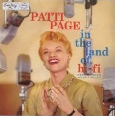 Patti Page In The Land Of Hi-Fi (EmArcy Records) [VINYL LP] [MONO]