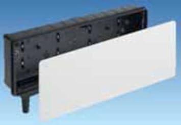 Solera 177 - Caja preinstalación aire acondicionado. Salida de agua vertical. Sin caja estanta interior.: Amazon.es: Bricolaje y herramientas
