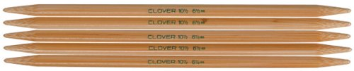 Clover Takumi 7-Inch Double Point, Size 7