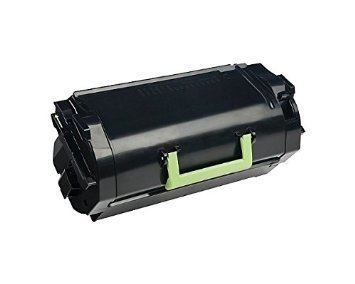 25,000 Pages Generic Remanufactured Lexmark 521H High Yield Toner Cartridge for MS710, MS711, MS810, MS811, msMS812 Printer