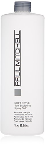 Paul Mitchell Soft Sculpting Spray Gel,33.8 Fl Oz