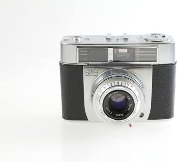 Zeiss Ikon Contessa Camera - Carl Tessar 2.8/50 50 mm 50mm Lens