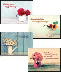 Celebrating You - Scripture Greeting Cards - KJV - Boxed - Birthday
