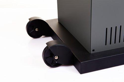 Bromic Heating BH0510001 Tungsten Smart-Heat Portable Heater, Black Finish- Propane