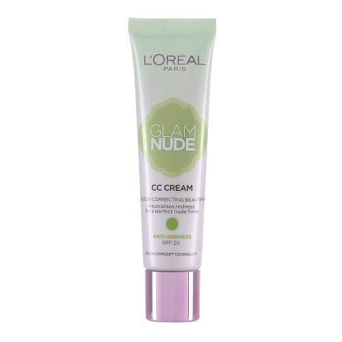 L'Oreal Paris Nude Magique CC Cream Anti Redness, 30 ml