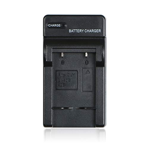 LI-40B LI-42B LI-40C Camera Battery Charger for Olympus FE-240, FE-280, FE-290, FE-300, FE-320, FE-340, FE-350, FE-4010, FE-5030, µ 1040, µ780, µ 790 SW, µ770 SW, u795 SW, u820 More Digital Cameras