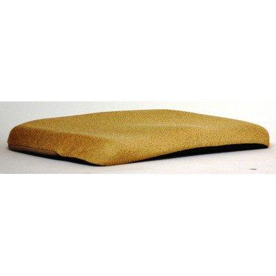 Memory Foam Cushion Finish: Pebble by McCarty's