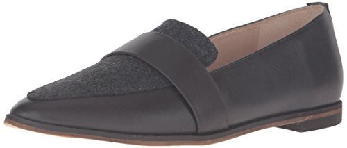Image of Dr. Scholl's Ashah Women Pointed Toe Leather Gray Loafer