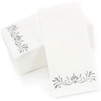 Cavepop disposable hand towels for guest - Disposable guest towels for bathroom ...