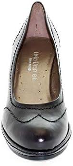 Martina Luxury Fashion MART5510N Damespomp, zwart
