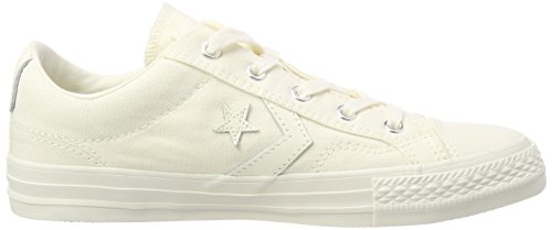 Adulte Blanc Egret Ox egret egret Baskets Player egret 281 Star Mixte Converse qYRBq