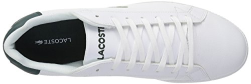 Lacoste Heren Graduate Lcr3 Sneakers Groen Leer