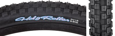 Maxxis Holy Roller BMX/Urban Bike Tire (Wire Beaded 70a, 20x2.20)