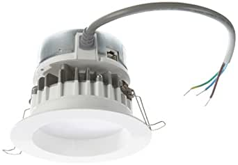 Einbauleuchte LG LED Downlight 4 Inch 8W dimmbar warmweiss 3000K, 430 lm, 100°