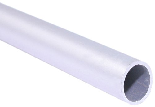 M-D Building Products 61374 1-Inch by 72-Inch .055-Inch Wall Thickness Round Tubing - Aluminum Anodized Tubing