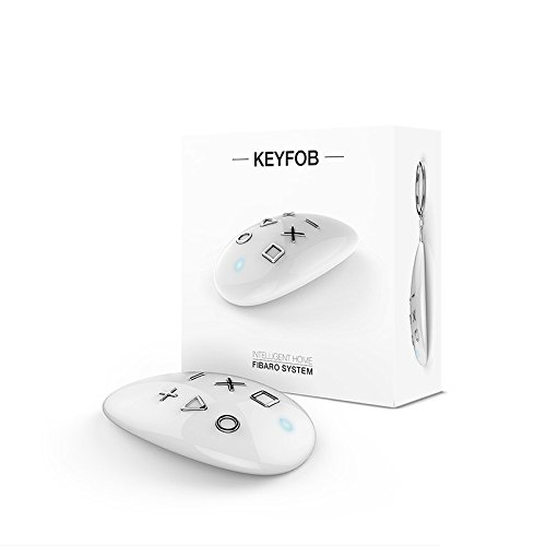 Fibaro FIBFGKF-601 6-Button Keyfob Remote Control