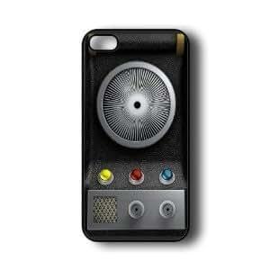EBestAmShop(TM) Carcasa de Plástico Reforzado Star Trek Communicator Funda Carcasa Protectora Para Apple iPhone 5/5S 5 5S 5GS 5G