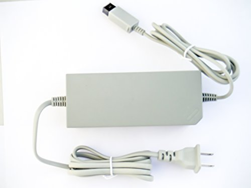 Old Skool AC Power Adapter for Nintendo Wii Console