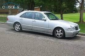 pssc Pre Cut Heckscheibe Filme/ /Mercedes W210/Limousine 2001