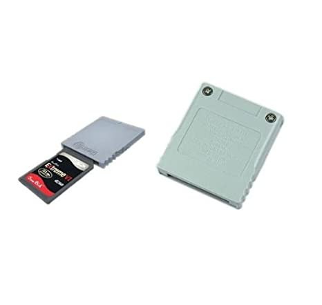 Amazon.com: SD Adapter for Wiikey,sa card,memory cards ...