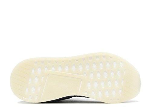 Adidas Schuhe NMD_CS2 Primeknit Herren collegiate navy-footwear white-pale nude (BA7189), 39 1/3, blau