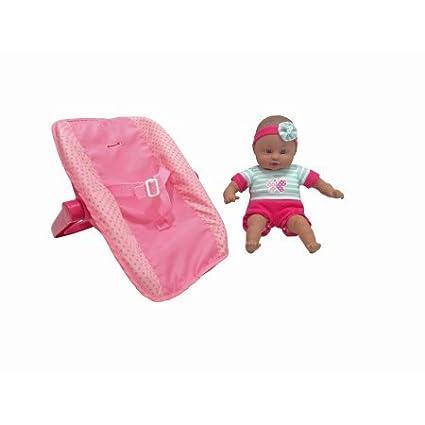 Pink African American WalMart My Sweet Love Baby /& Carrier