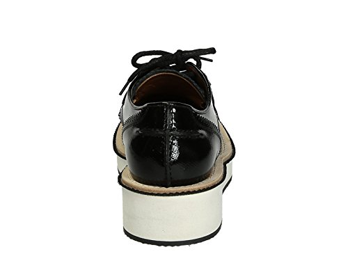 GIVENCHY-WOMENS-BE08181087001-BLACK-PATENT-LEATHER-LACE-UP-SHOES