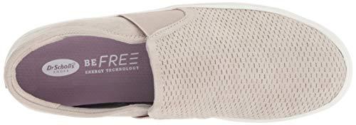 Sneaker Wander Scholl's Dr Women's Shoes Cool Up Greige Microfiber aXaqtvw