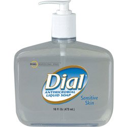 Dial 80784 Liquid Hand Soap for Sensitive Skin (DIA80784) Category: Bottled Soap by Dial Professional