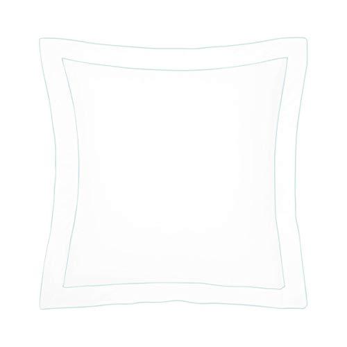 Yves Delorme - Flandre Aqua Standard Sham (Single)