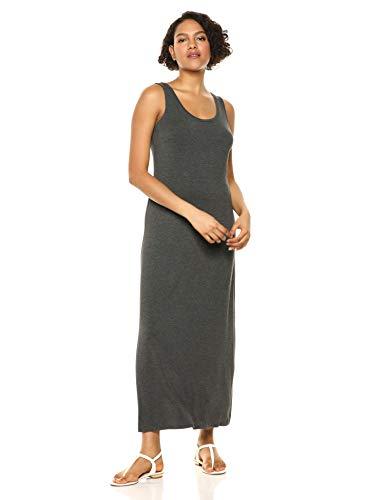 Amazon Essentials Maxi-Tank-Kleid Damen