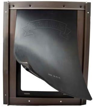 Pride Anodized Bronze Pet Door Large Ld500