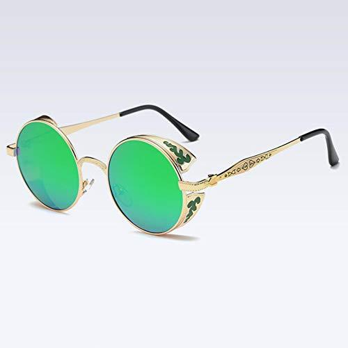 Couleurs ZHRUIY Alliage UV Femme Soleil Protection Goggle Loisirs De Sports Cadre Qualité Gravure 100 Homme Haute A6 4 Lunettes Cw4CprqT