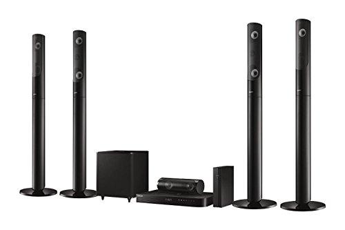 Samsung Design 5.1Bluray Heimkinosystem 1000W Lautsprecher System Boxen WLAN TV Fernsehen Fernseher Smart Speaker Lautsprechersystem box Boxen Subwoofer