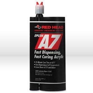 ITW Ramset Red Head A7-28 Epcon A7 28 Fl Oz Cartridge ()