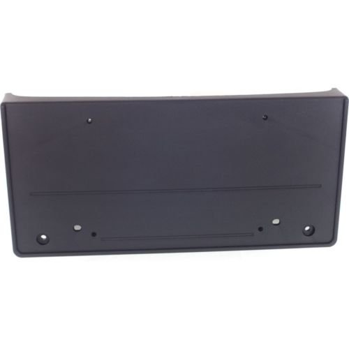 Make Auto Parts Manufacturing - X1 12-12 FRONT LICENSE PLATE BRACKET, Textured, w/o M Sport Line - BM1068123