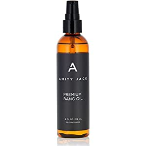 Personal lubricant ~ Amity Jack's Premium BANG Oil   4 oz. (118 ml)   Silky smooth, Long-lasting Lubricant, Silicone-Based