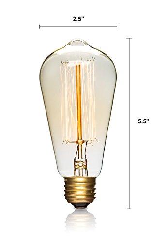 Single Globe Pendant Light