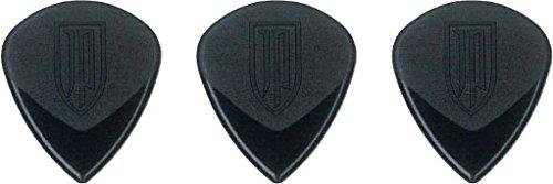Dimarzio John Petrucci Nylon ClipLock Guitar Strap Blue Stitch