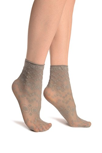 Water Lilly Comfortable Ankle Socks product image