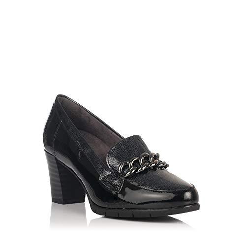 Femme Escarpins 5289 Noir Pour Pitillos RwxCqd