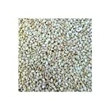 Bulk Seeds, 100% Organic White Hulled Sesame Seeds, 25 Lbs
