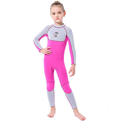 3mm Neoprene Dive Skin for Little Girls UV