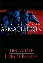 Armageddon (Left Behind #11) 1st (first) edition Text Only