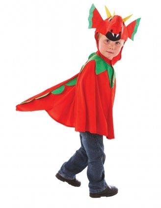 Disfraz infantil de dragón