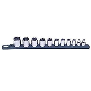 Craftsman 11 Pc. Metric Socket Accessory Set, 6 Pt. Standard, 3/8 In. Drive